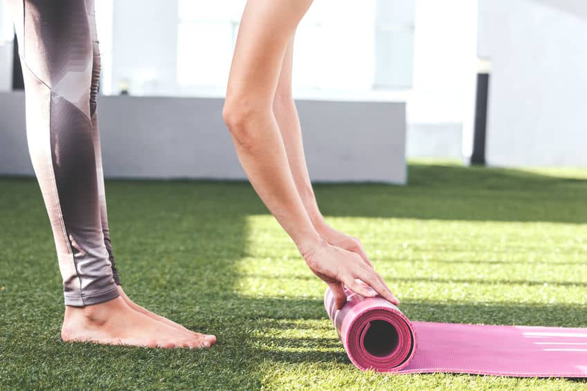 Eco Friendly Yoga Mat Review Yoga Poses 4 You