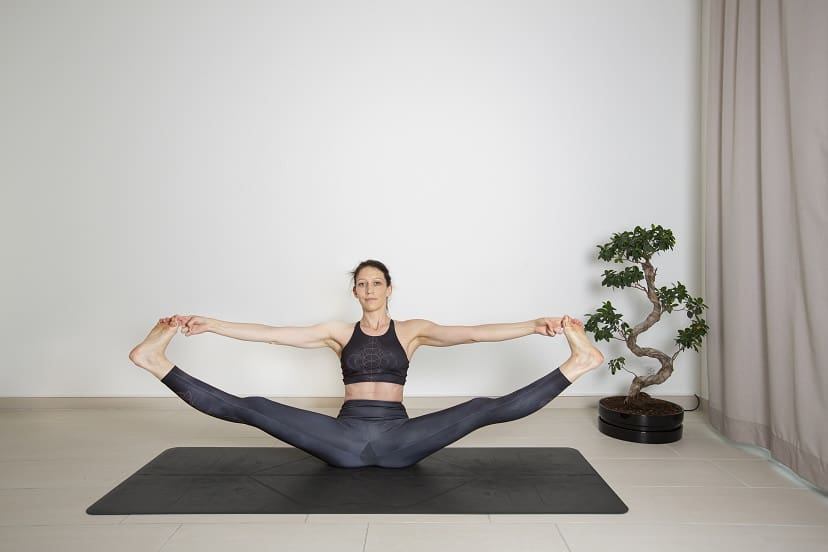 Bear Pose Yoga