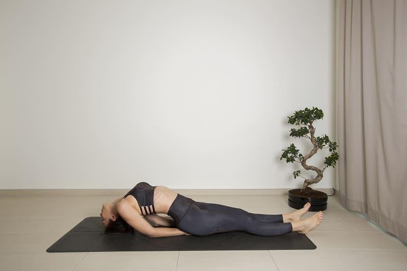 Supine Yoga Poses