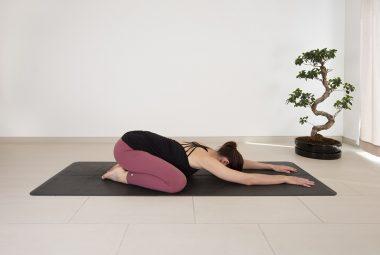 Child Pose Yoga