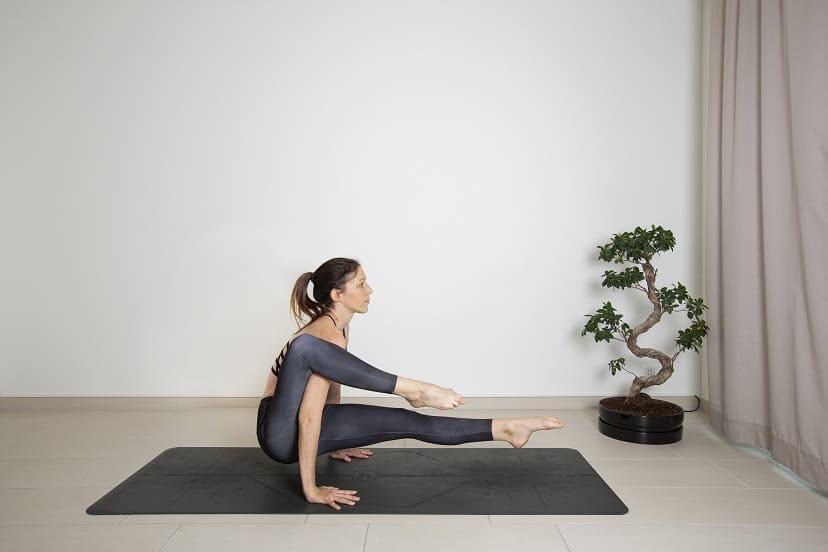 Elephant Pose Yoga